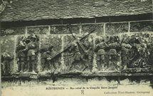 Bas-relief de la Chapelle Saint-Jacques |