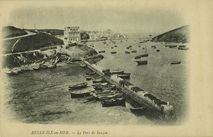 Le Port de Sauzon |