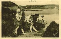 Bretonnes aux bains de mer |
