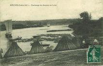 Rouissage du chanvre en Loire | Bregeon S.