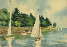 Le Port des Yachts | Barday