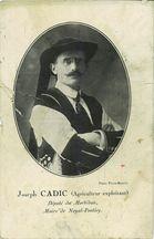 Joseph CADIC (Agriculteur exploitant) |