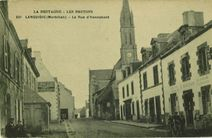 La Rue d'Hennebont | Bocquenet