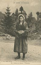 Costume de Savoie | Pittier
