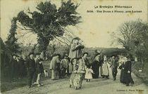 Une Danse à Plouay, près Lorient |