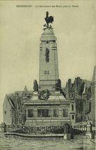 Le Monument des Morts pour la Patrie |