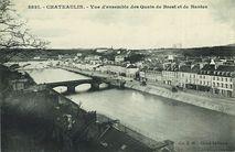 Vue d'ensemble des Quais de Brest et de Nantes | Le DOARE