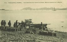 Vue générale de l'Anse du Diben |