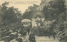 Chars de la Moisson et de l'Evantail |