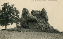 Le Rocher de Timouy  