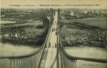 Pont-Lorois (Morbihan). | Bocquenet