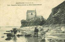 Chapelle Saint-Aubert au Mont Saint-Michel |