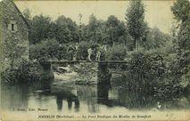 Le Pont Rustique du Moulin de Beaufort |