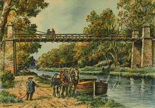 Le Canal de Nantes à Brest | Barday
