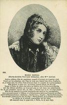 Marie DORVAL (Marie-Amélie-Thomase DELAUNAY, dite Mme DORVAL) |