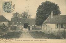 La Ferme de Mocquesouris, dons le Parc de Rambouillet |