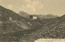 Col du Petit Saint-Bernard (Alt. 2188m.) | Pittier