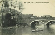 Une Partie de Canot sur la Vilaine |