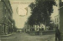 Rue des Douves |