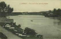 Vue sur le Lac, prise du Sablen |