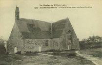 Chapelle Sainte-Anne, près Saint-Nicodème  
