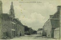 Environs de Lannion - Le Bourg |