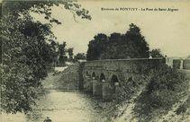 Le Pont de Saint-Aignan |