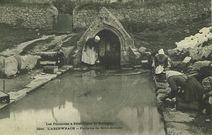 L'ABERWRACH - Fontaine de Saint-Antoine |