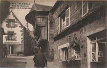 Rue de l'Eglise, Maisons Anciennes |