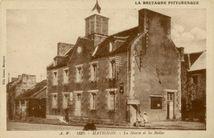 La Mairie et les Halles | Waron A.