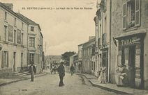 Le Haut de la Rue de Nantes | Chapeau F.