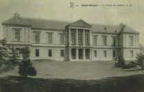 Le Palais de Justice |