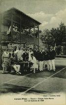 Les 1/2 finalistes de 1928 | Lauzanne J.