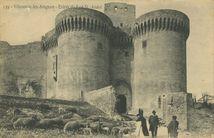 Entrée du Fort St-André |