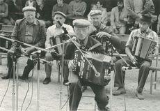 Concours de musique gallèse 1984 | Kervinio Yvon