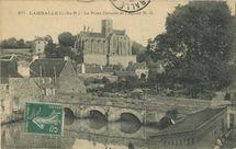 Le Pont Calmet et l'Eglise N.-D. |