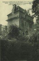 Manoir de Barac'h à Louannec, près Perros-Guirec |