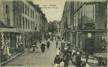 La Rue Saint-Vincent |