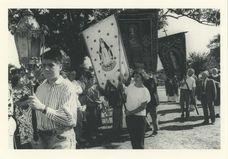 DEMI-MILLENAIRE DE LA CHAPELLE STE-BARBE PROCESSION | Kervinio Yvon