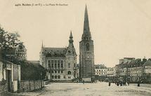 La Place St-Sauveur |