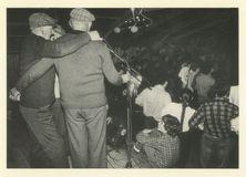 Fest-noz Nedeleg, Bourbriac, décembre 1990 | Le GALL Gilbert