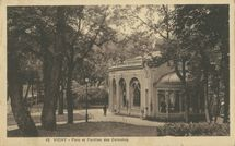Parc et Pavillon des Celestins |
