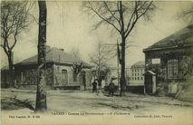 Caserne La Bourdonnaye |
