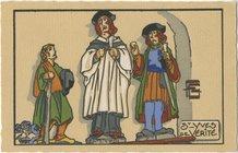 St Yves de Vérité (Tréguennec) entre le riche et le pauvre | Geo-fourrier Georges
