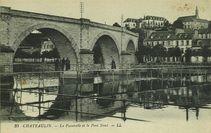 La Passerelle et le Pont Neuf |