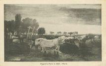 Regent's Park in 1807  