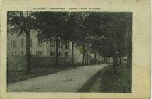 Gendarmerie Avenue Route de Nantes |