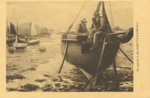 En espérant le flot (LOGUIVY-PAIMPOL) | Bouille Etienne