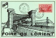 Foire de Lorient. 1973 | Vachey D.