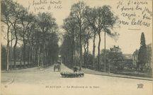 Le Boulevard de la Gare | Neurdein